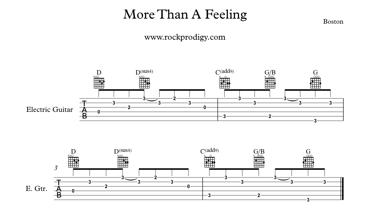 More Than An Intro How More Than A Feeling Creates An Epic Sound